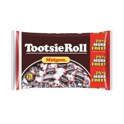 Tootsie Pop 15oz Bag Tootsie Roll Midgees