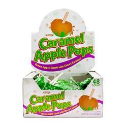 Tootsie Roll 48ct  Caramel Apple Pop