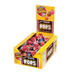 Tootsie Pop 100ct  Assorted