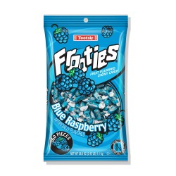 Tootsie Frooties Chewy 38.8oz Bag - Blue Raspberry