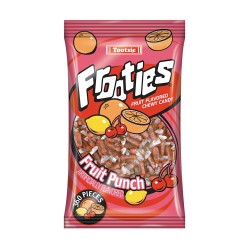 Tootsie Frooties Chewy 38.8oz Bag - Fruit Punch