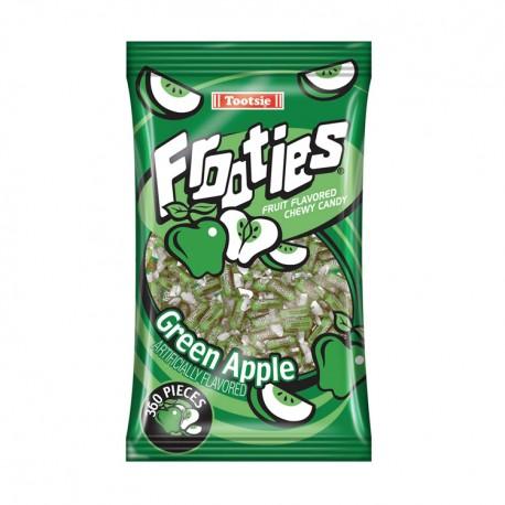Tootsie Frooties Chewy 38.8oz Bag - Green Apple