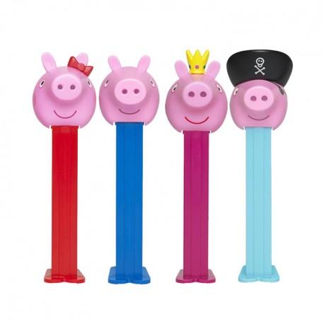 PEZ 12ct Blister  -  Peppa Pig