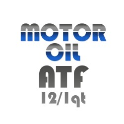 Motor Oil ATF 12/1Qt