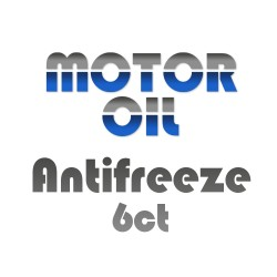 Antifreeze 6ct (cs)
