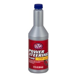 STP Power Steering Fluid & Stop Leak 12oz