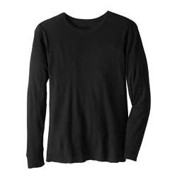 Cotton Plus Thermal BLACK  (M)