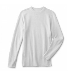 Cotton Plus Thermal WHITE  (M)