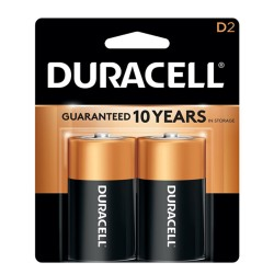 Duracell COPPERTOP  D-2