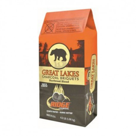 GREAT LAKES CHARCOAL  -  3.9LB