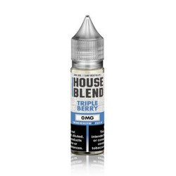 House Blend  03mg  15ml  -  Triple Berry