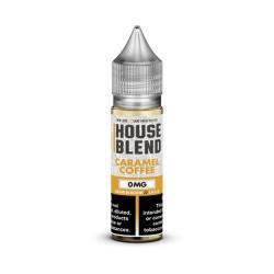 House Blend  06mg  15ml  -  Caramel Coffee