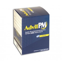 Dispenser 25ct - Advil PM