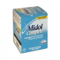 Dispenser 25ct - Midol