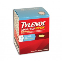 Dispenser 25ct - Tylenol Cold