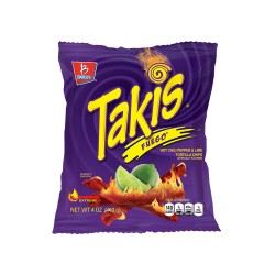 Takis Fuego 4oz - 20ct case