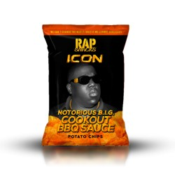 Rap Snack 24ct PP $1.49  - COOKOUT BBQ