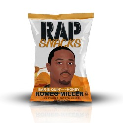 Rap Snack 24ct PP $1.49  - HONEY BBQ