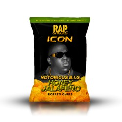 Rap Snack 24ct PP $1.49  - HONEY JALAPENO