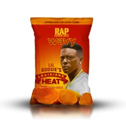 Rap Snack 24ct PP $1.49  - LOUISIANA HEAT