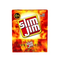 Slim Jim PP 2/$1.00 100ct  -  ORIGINAL