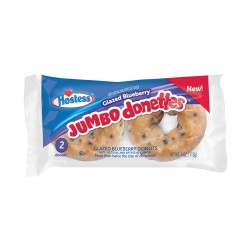 Hostess - Double Donuts 6ct - BLUEBERRY