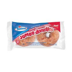 Hostess - Double Donuts 6ct - STRAWBERRY