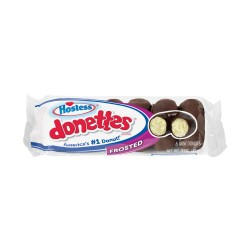 Hostess - Donettes 10ct - FROSTED WHITE CAKE