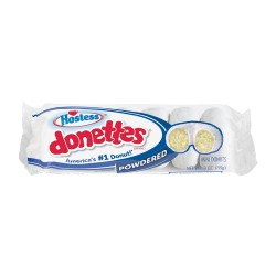 Hostess - Donettes 10ct - POWDERED