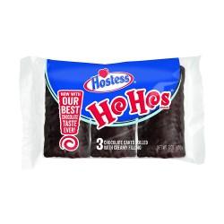 Hostess - HoHo's 6ct - CHOCOLATE