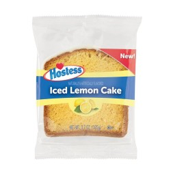 Hostess - Pound Cake 6ct - ICED LEMON