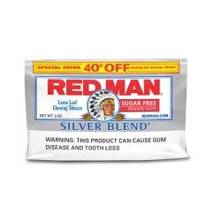 Red Man 3 oz. Pouch $.40 OFF Golden Blend