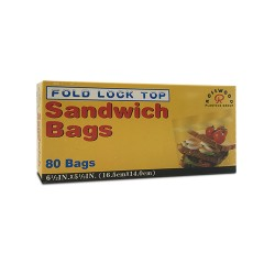 Rosewood Sandwich Bag 80ct
