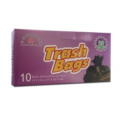 Rosewood Trash Bags 26gal
