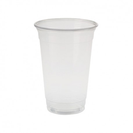 Cup Clear 16oz  50ct Sleeve (116300) (KC16S)