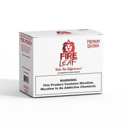 Fire Lyfe Leaf 25ct - White