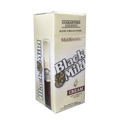 Black & Mild 25ct bx  -  CREME