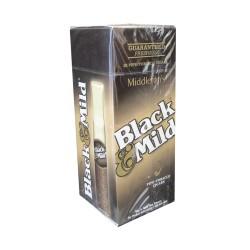 Black & Mild 25ct bx  -  REGULAR