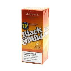 Black & Mild 25ct bx  -  PP $.79  JAZZ