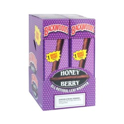 Backwood UP 24 - Honey Berry
