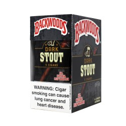 Backwood 5pk - Dark Stout