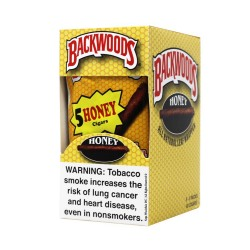 Backwood 5pk - Honey