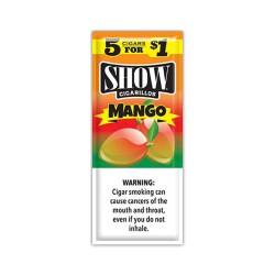 Show Spiral 15ct Cigarillos 5/$1.00 - MANGO