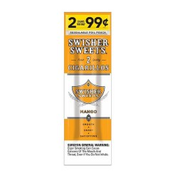 Swisher 30ct Cigarillo 2/$.99 - MANGO