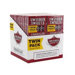 Swisher Cigarillo 20/5ct Twin Pack  - SWEET