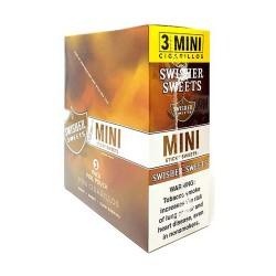 Swisher Mini Cigarillo 15/3pk  - STICKY SWEET