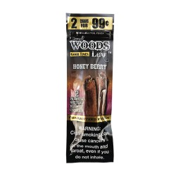 Sweet Woods 15ct Leaf  2/$.99 - HONEY BERRY