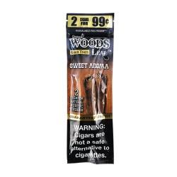 Sweet Woods 15ct Leaf  2/$.99 - SWEET AROMA