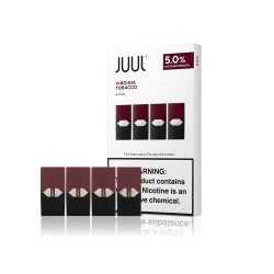 JUUL Pod (8/4pk) 5% -  VIRGINIA TOBACCO