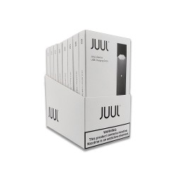 JUUL Basic Kit (8pk) Black